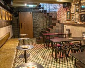 Coffeeshopamsterdam Cafe Basement Photography by Paul James