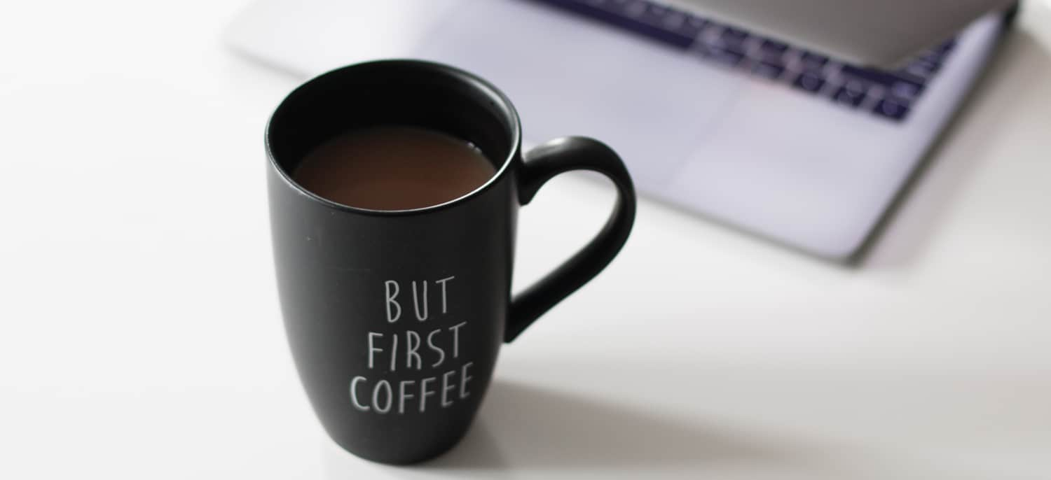 Great Ideas Always Happen Over Great Coffee at Creative Digital Media